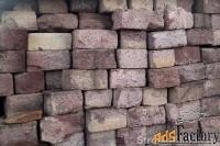 сиреневый туф камень для фасада поставка 3 дня по россии