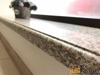 подоконники из гранита натурального камня