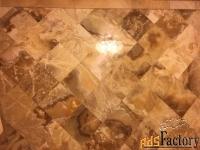 оникс камень в плитках