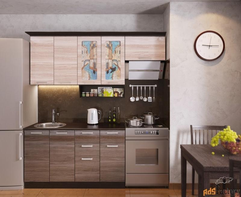 кухня венеция-2, правая, левая