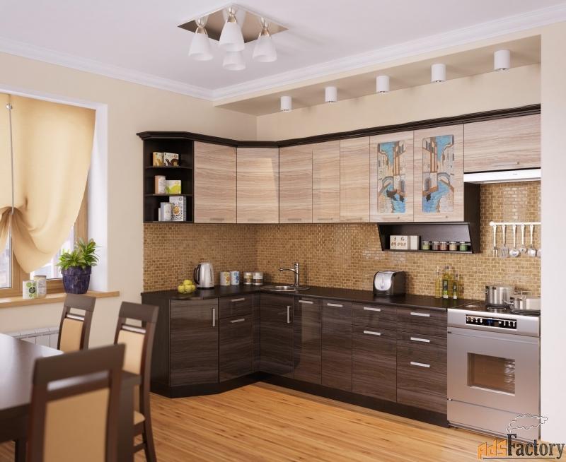 кухня венеция-2 угловая, правая, левая