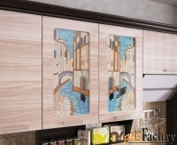 кухня венеция-1 угловая, правая, левая
