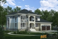 проектирование и строительство загородных домов.
