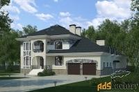 проект загородного дома в-518. продажа готовых проектов.