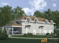 проект гаража в-511. проектирование, продажа готовых проектов.