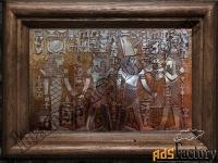 картины на металле и картины из металла