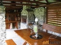 домик  в подмосковье «под аистом»