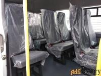 Автобус Газель Next цельнометаллический 19+3 Удлиненная база