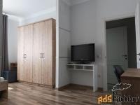 1 - комн.  квартира, 43 м², 10/16 эт.
