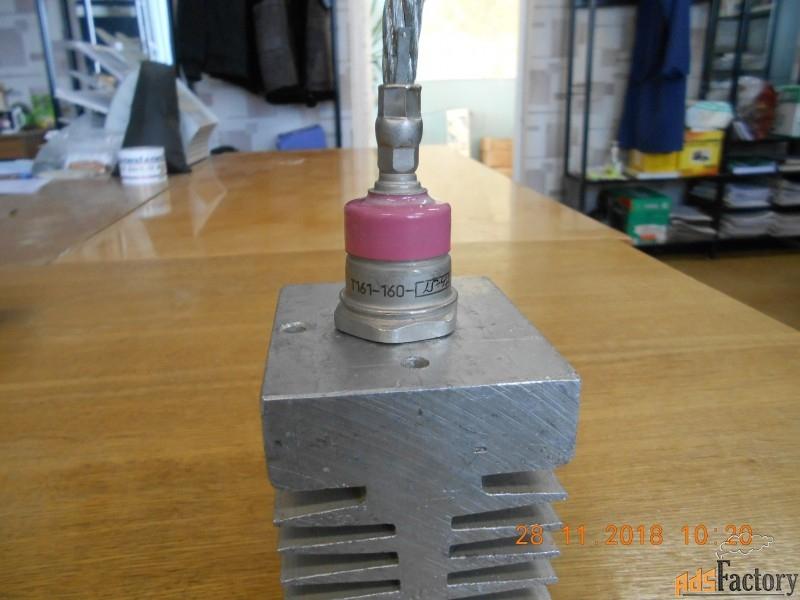тиристор силовой т 161-160-15-42 ухл 2