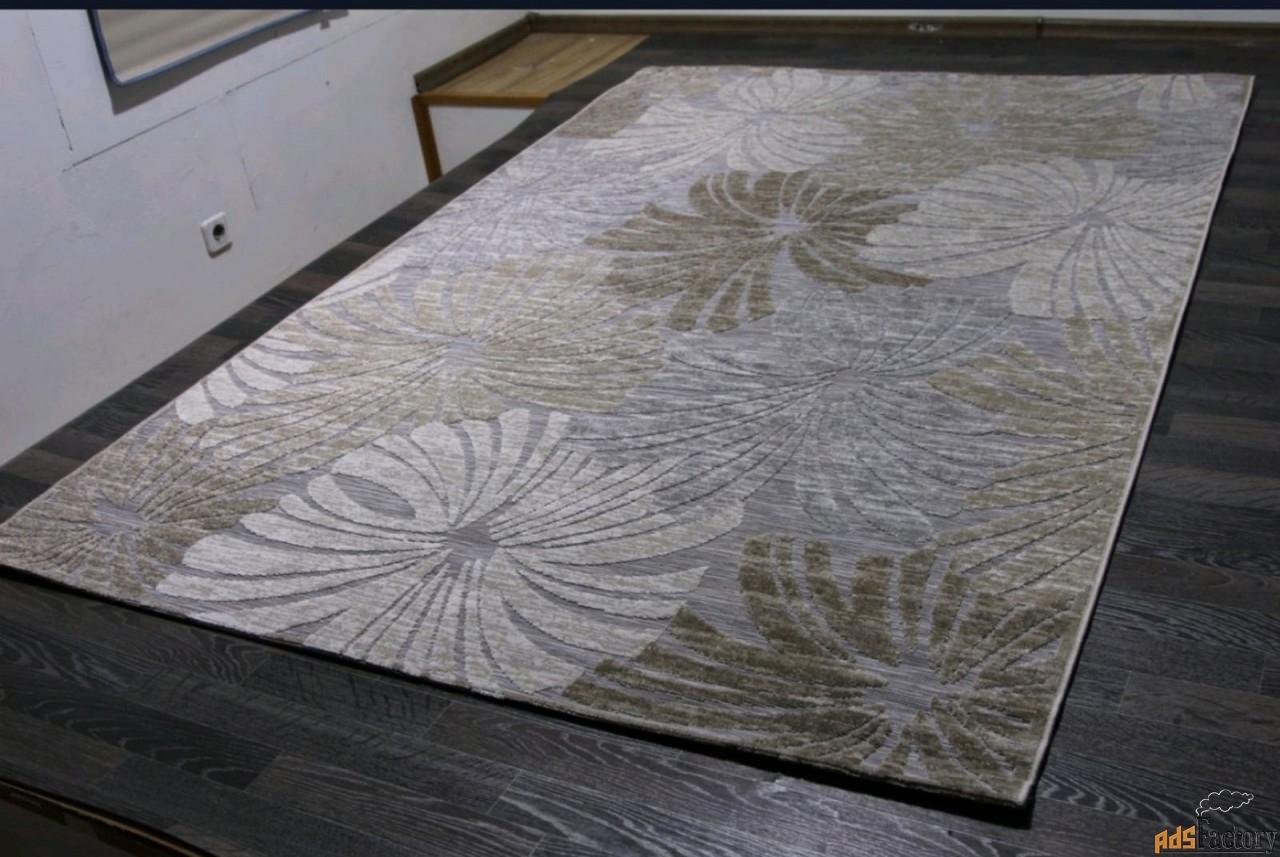 ковры новые полипропиленовые прямоугольные с рельефными рисунками пр.т
