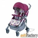 коляска (трость) happy baby nicole цвет лиловый
