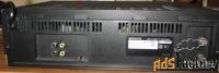 пишущий видеомагнитофон sony slv-e170ee чёрный, с пульто