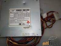 блок питания для пк 250 вт на запчасти или для ремонта