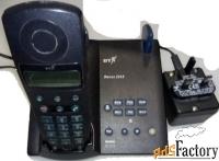 телефон с радио трубкой стационарный siemens bt