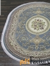 ковры новые турецкие из акрила и полиэстера овальные