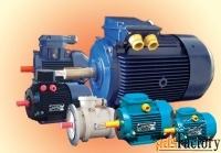 электродвигатели новые: 220/380в (все виды)