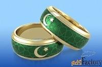 снятие мусульманского венчания «никах»