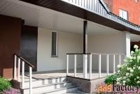 Таунхаус с ремонтом, 105,40 м² на участке 1,5 сот. Дом Комфорт-класса.