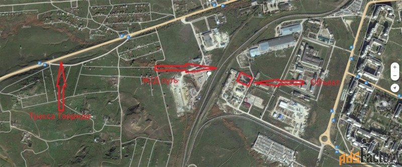 производственно-складской комплекс/помещение, 863 м²