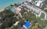 Продам детский лагерь в Крыму у моря