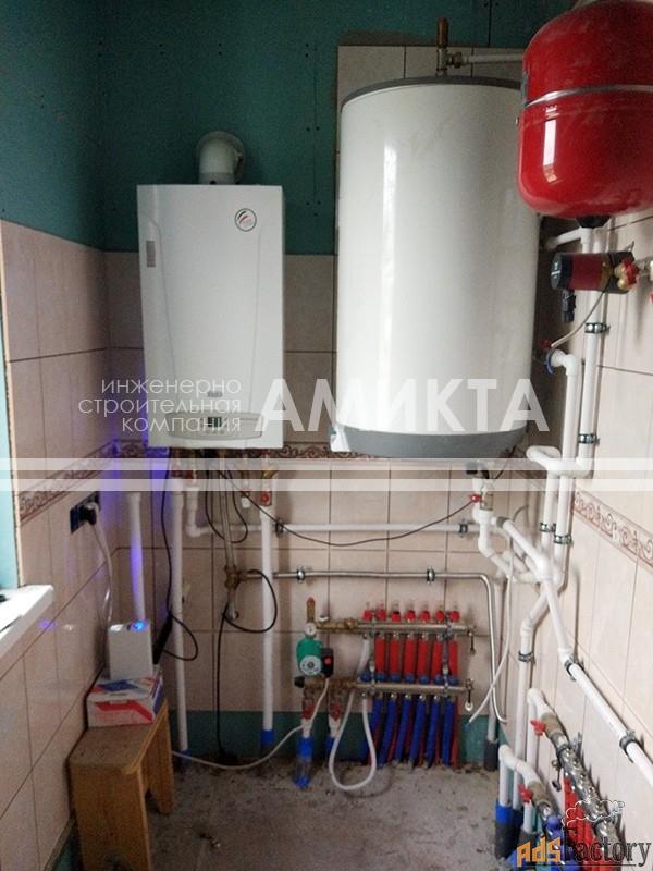 отопление для частных домов (спб и лен. область)