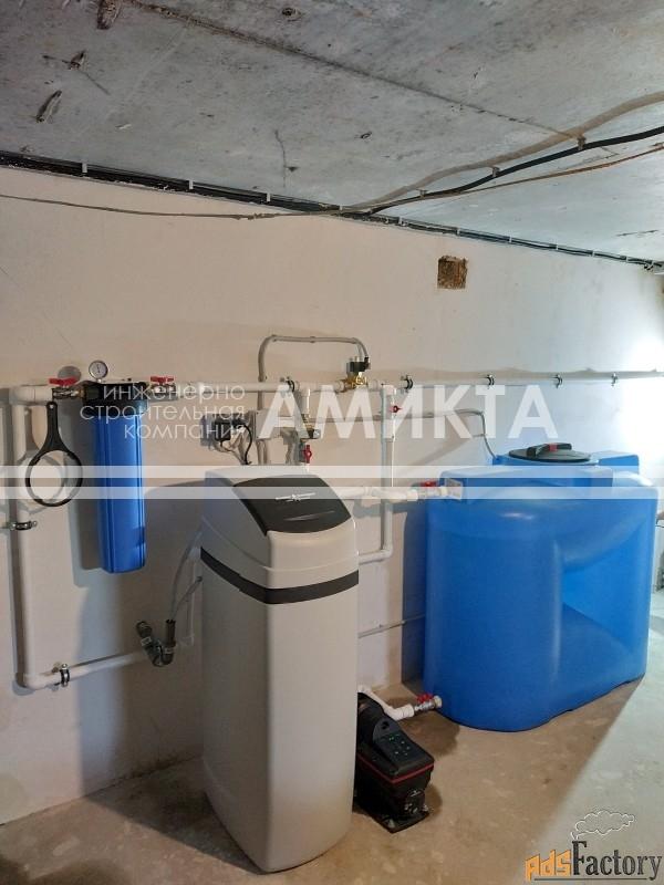 водоснабжение для частных домов (спб и лен. область)