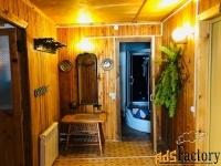 сдаю уютный коттедж с камином у озера - селигер