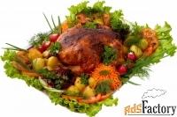 приготовим любые блюда любой кухни мира.
