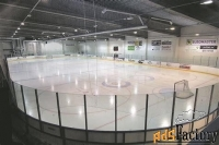 продам хоккейную коробку б/у из финляндии «канадку»
