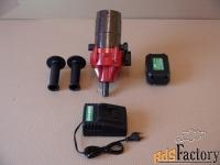 ледобур аккумуляторный эба-20