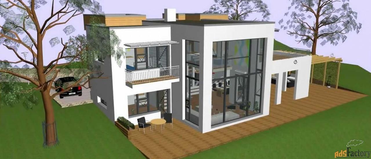 Курсы «ArchiCAD» Архитектурное проектирование