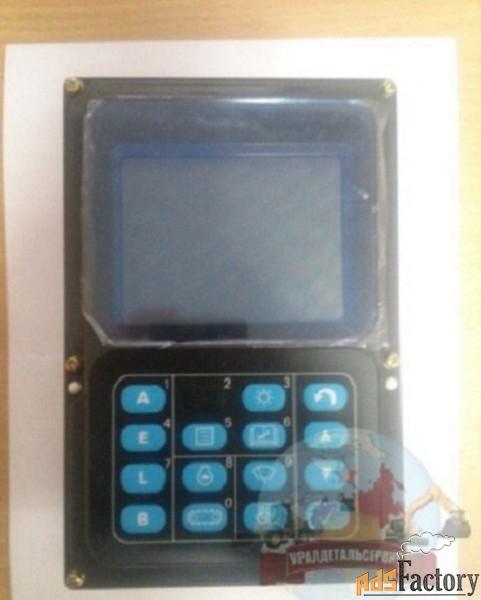 монитор для komatsu pc300-7 7835-12-1007