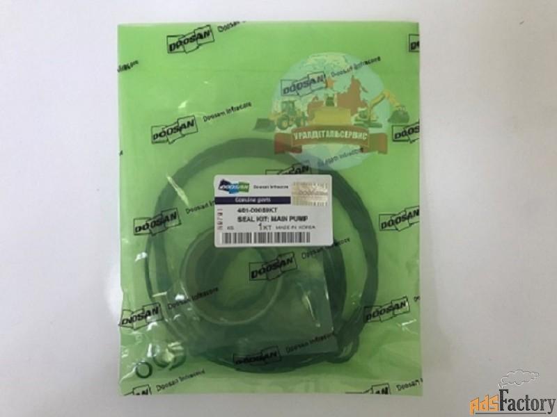ремкомплект уплотнений основного насоса doosan 401-00059kt (401107-010