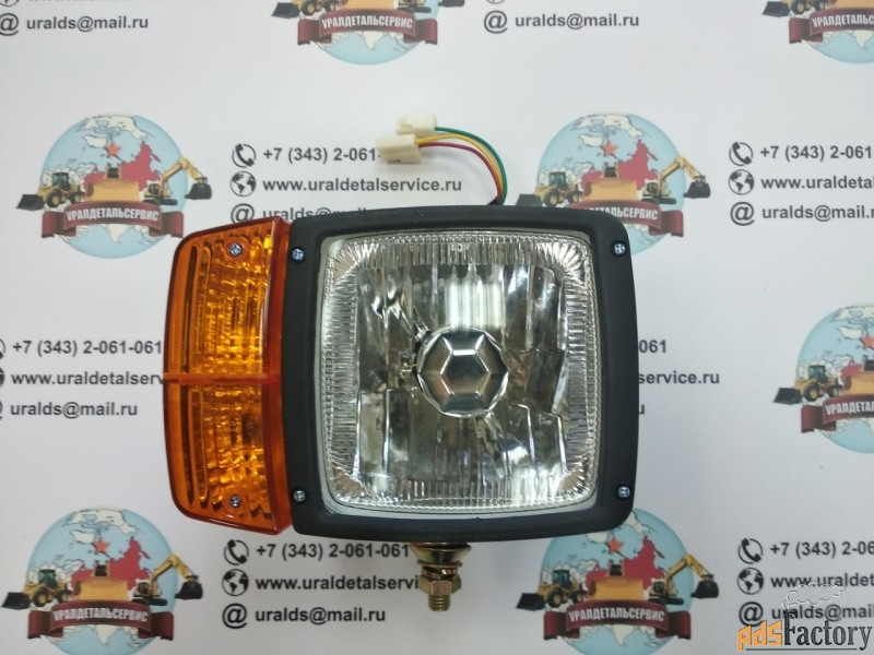 фара основного освещения uds-011 (без габарита)
