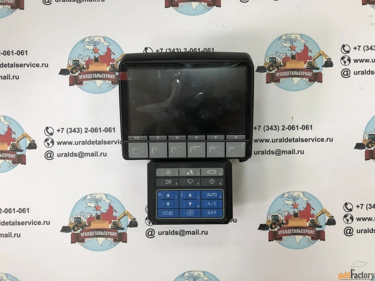 монитор для komatsu 7835-31-1012