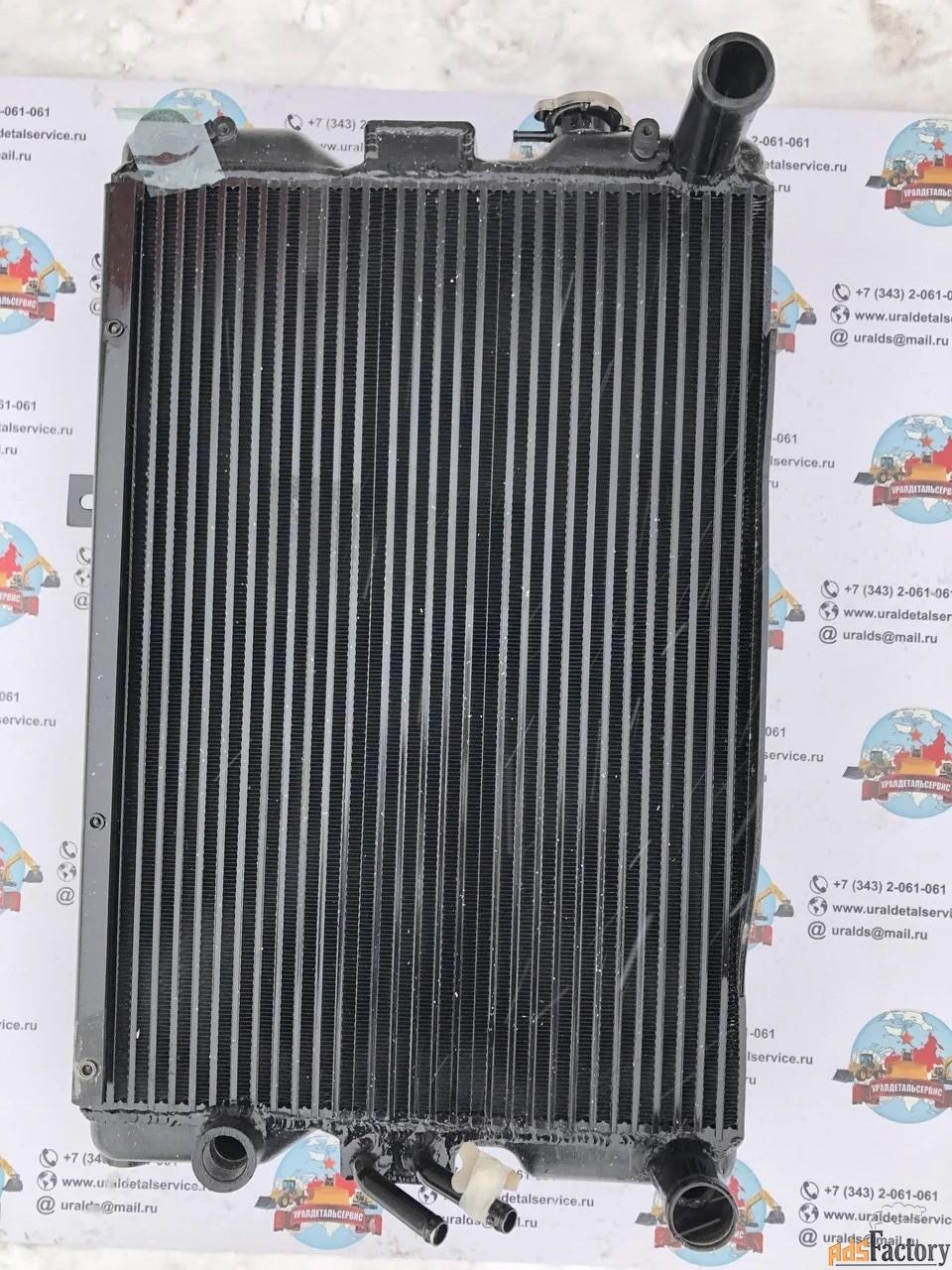 Радиатор водяной, масляный 42N-03-11780