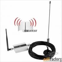 усилитель сигнала сотовой связи 2х диапазонный 900 mhz + 1800 mhz