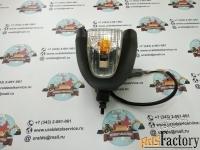 фара основного освещения uds-006 (cat, terex) заднее крепление