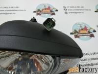 фара основного освещения uds-007 (cat, terex) заднее крепление (усилен