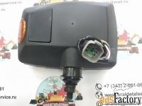 фара основного освещения uds-009 (jcb, case, john deere, komatsu) нижн