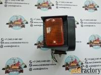 фара основного освещения uds-008 (new holland, mst, dressta, komatsu,