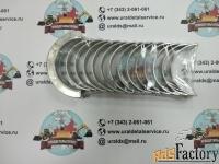 cummins 6742-01-5233-cu вкладыши коренные