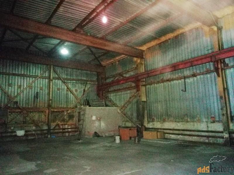 производственно-складской комплекс/помещение, 230 м²