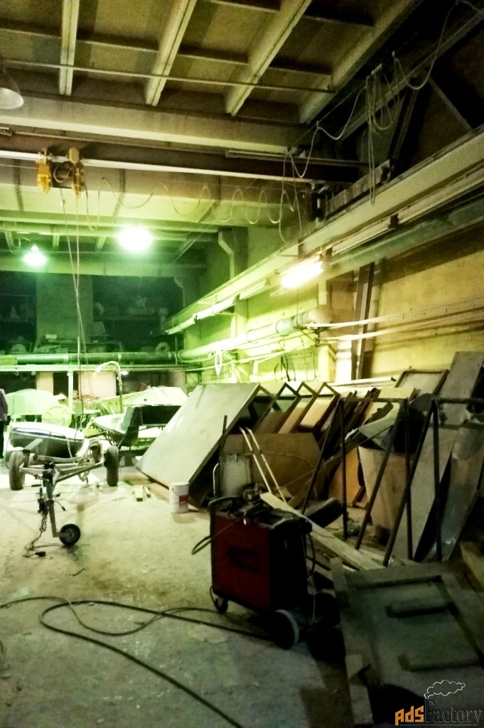 производственно-складской комплекс/помещение, 250 м²