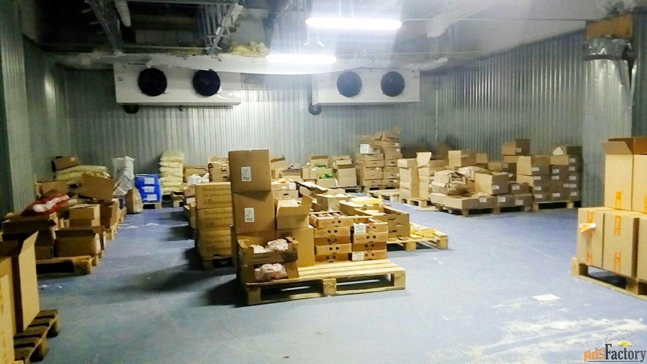 производственно-складской комплекс/помещение, 340 м²