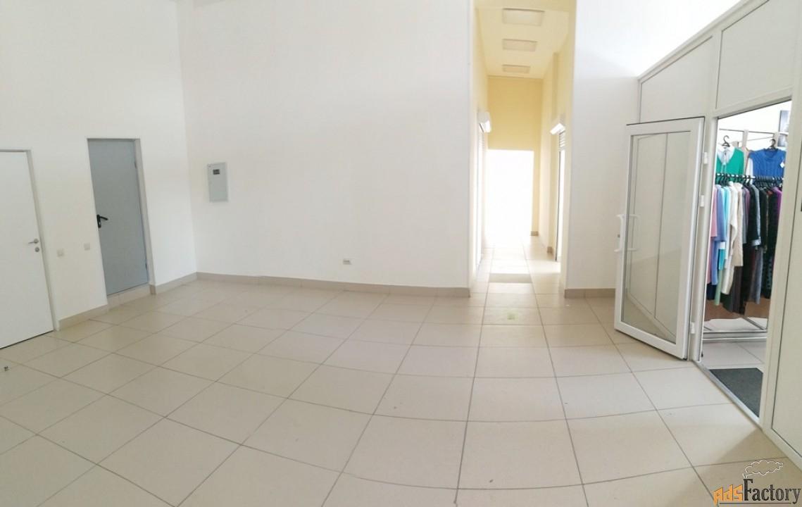 торговое помещение, 25 м²