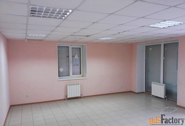 торговое помещение, 43 м²