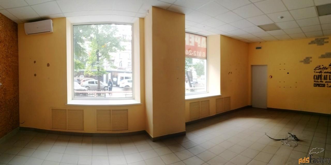 торговое помещение, 103 м²
