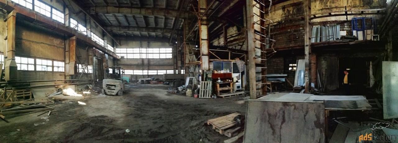 производственно-складской комплекс/помещение, 1000 м²
